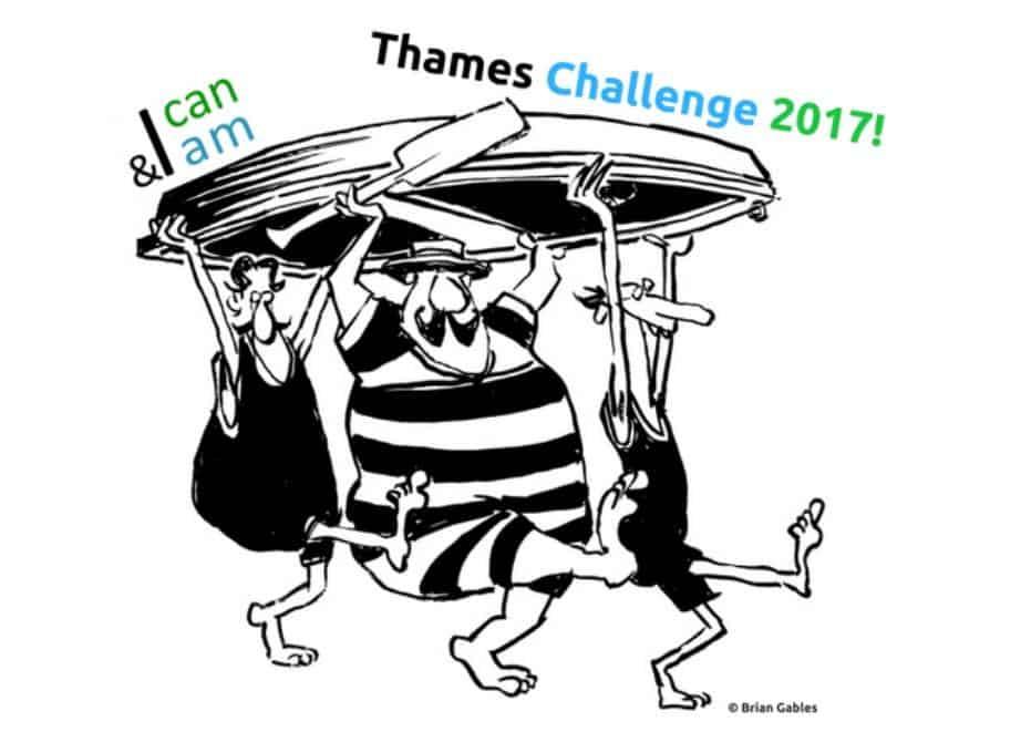 thames challenge 2017